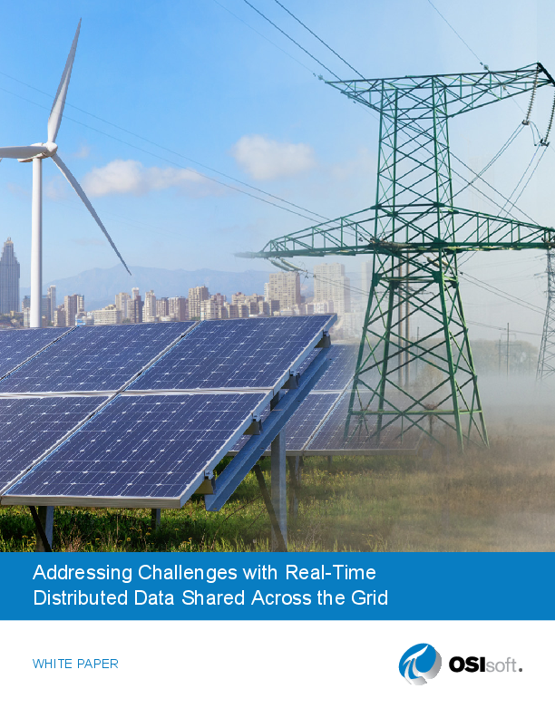 Addressing Challenges with Real-Time Distributed Data Shared Across the Grid