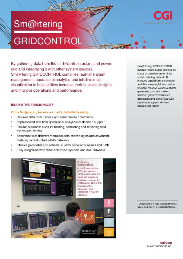 Sm@tering Grid Control