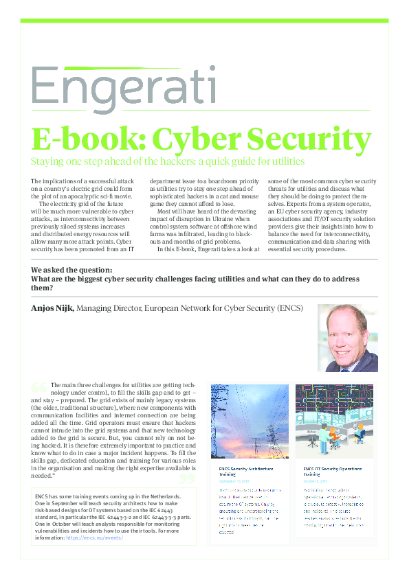 E-Book: Cyber security