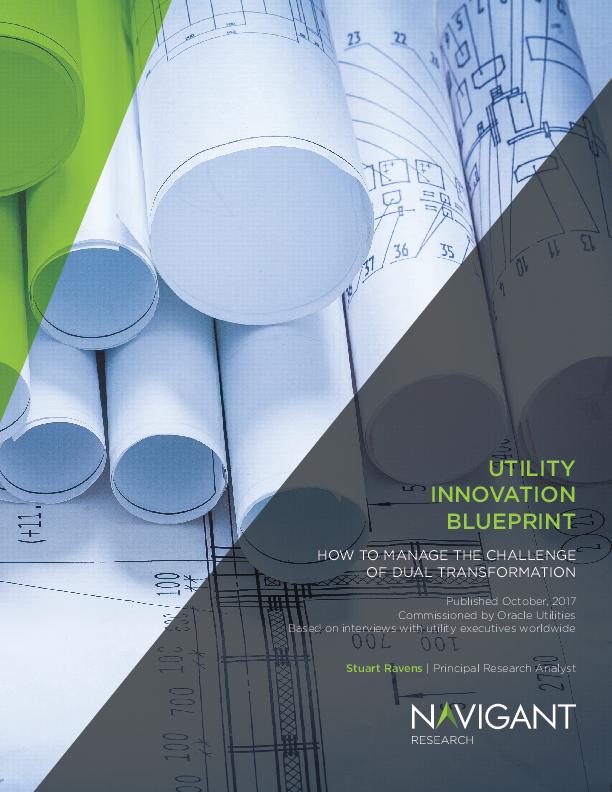 Utility Innovation Blueprint