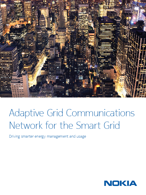 Adaptive Grid Communications Network for the Smart Grid