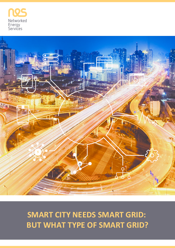Smart Cities Need Smart Grid: But What Type of Smart Grid?