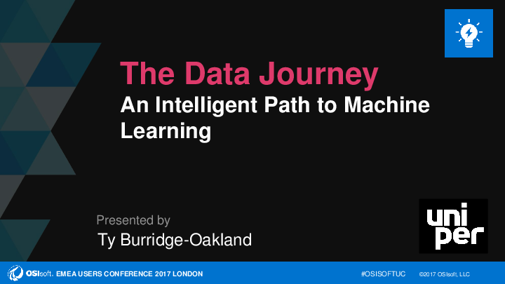 The Data Journey