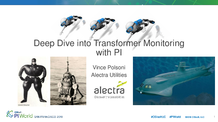 Deep Dive into Transformer Monitoring with PI